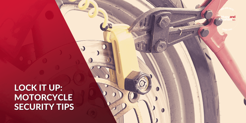Motorcycle Security Tips