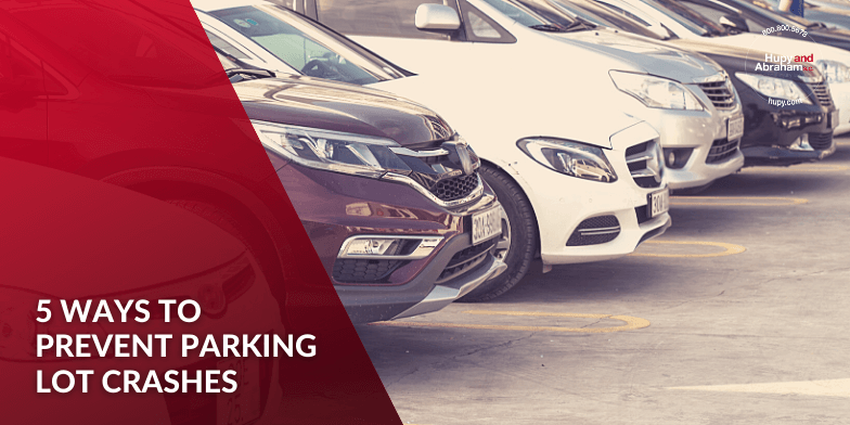 How To Prevent Parking Lot Crashes