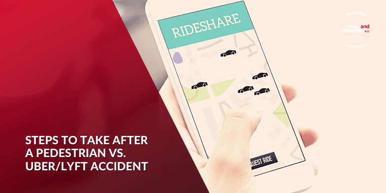 What to Do After a Wisconsin Uber or Lyft Pedestrian Accident