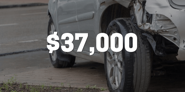 $37,000 for Child Hurt in Car Accident