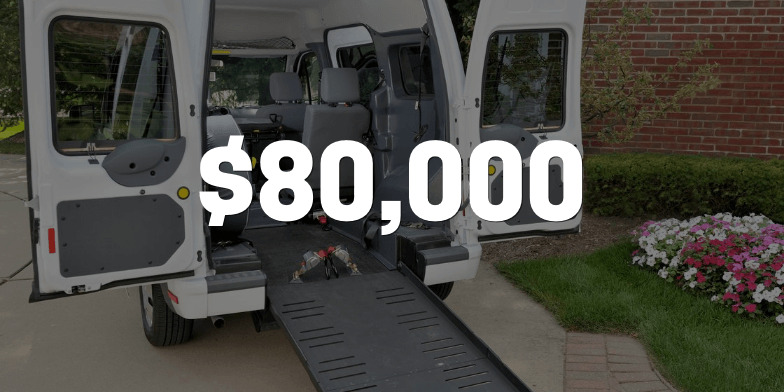 Settlement for Previously Disabled Client After Medical Transport Van Accident