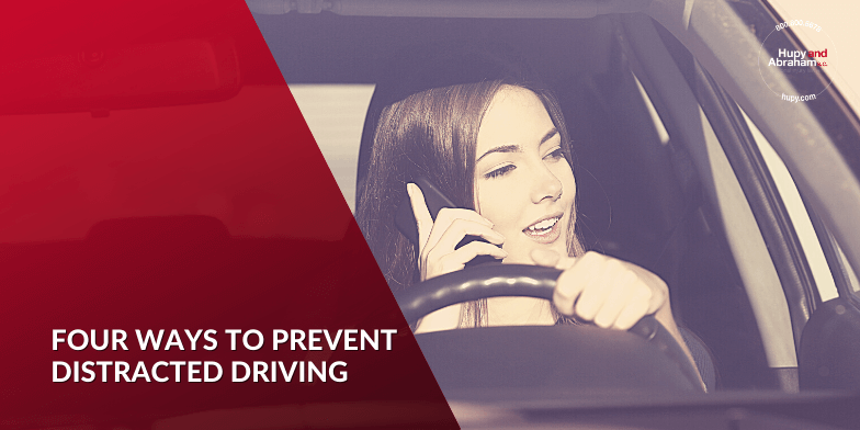 How to Prevent Distracted Driving Accidents