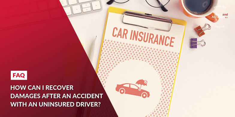 Iowa Uninsured Driver Accident Recoveries