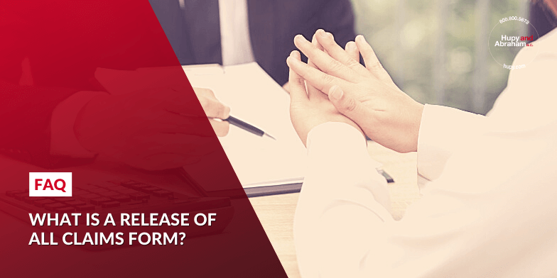 What is a Release of All Claims Form?