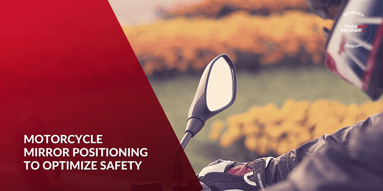 How Proper Mirror Position Can Keep Riders Safe