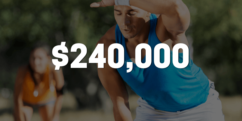 $240,000 for Client Without Ever Going to Trial