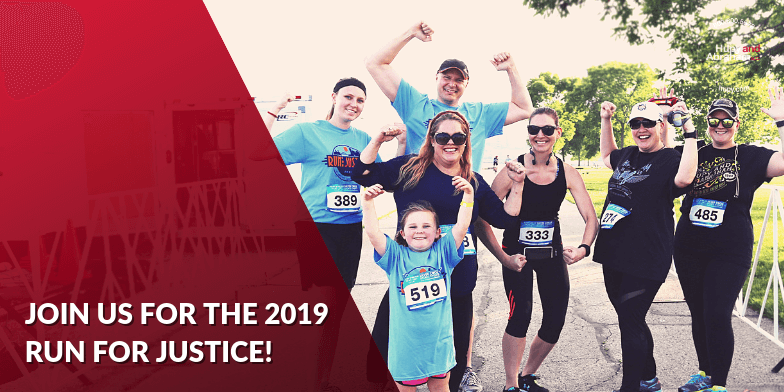 Hupy and Abraham, S.C. to Sponsor Milwaukee Justice Center 9th Annual Run for Justice 5K