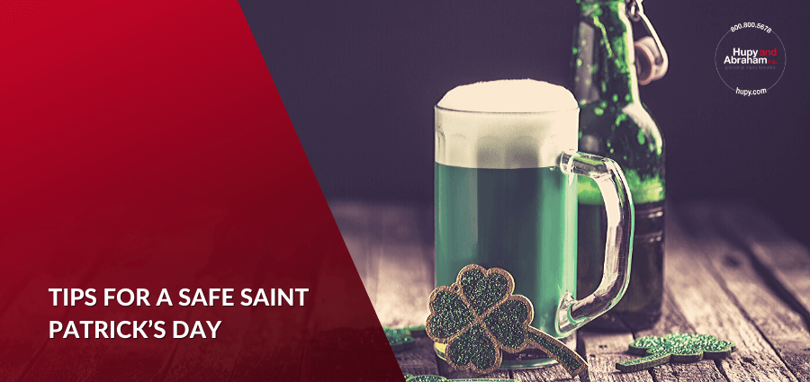 Don't Rely On Luck – Tips for a Safe Saint Patrick's Day