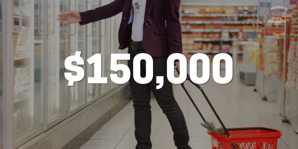 Our client suffered a neck injury at Dollar General which resulted in a settlement of $150,000.