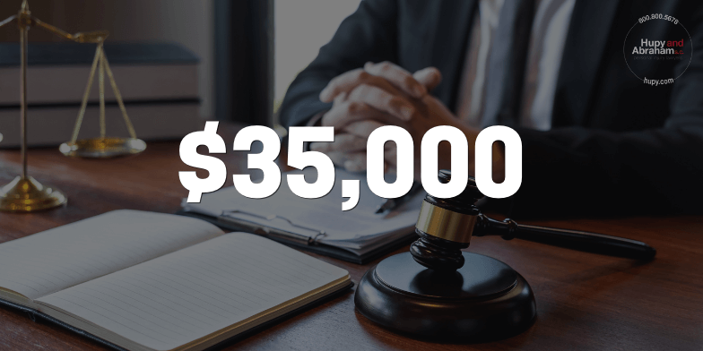 Accident Dispute Resulted in $35,000 Over Original $17,000