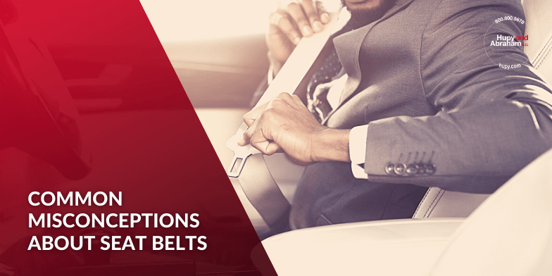 Common Misconceptions About Seat Belts