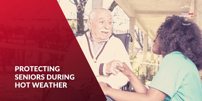 protecting seniors during hot weather