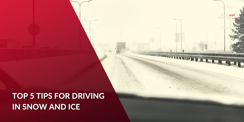 Help Avoid Collisions This Winter: Driving in Snow and Ice