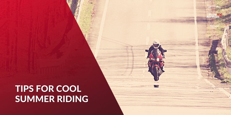 Stay Cool on Your Next Summer Ride