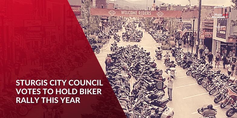 Sturgis City Council Votes to Hold Biker Rally This Year