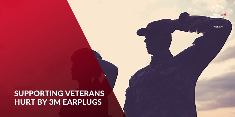 WI 3M Earplug Lawyers Committed to Helping Veterans