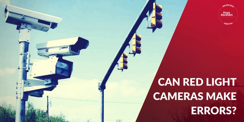 Can Red Light Cameras Make Errors?