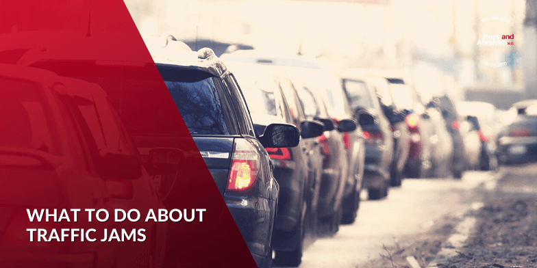 Dealing with traffic jams