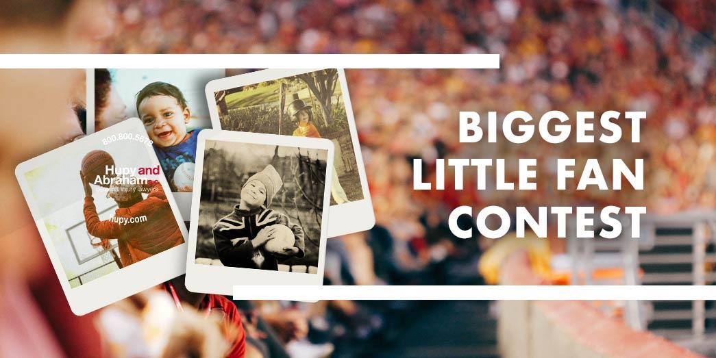 the biggest little fan photo contest