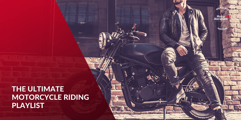 The Ultimate Motorcycle Riding Playlist