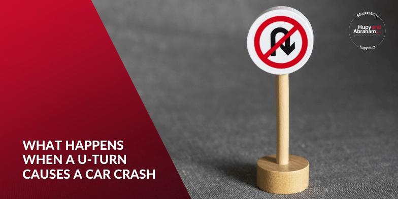 What Happens When a U-Turn Causes a Car Crash