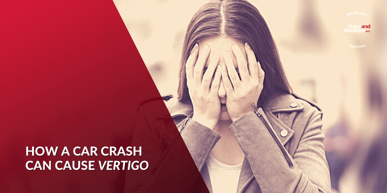 How a Car Crash Can Cause Vertigo