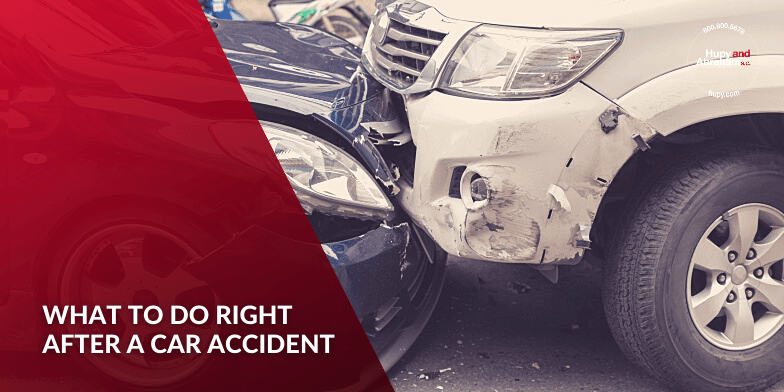 What You Can Do Right After a Car Accident