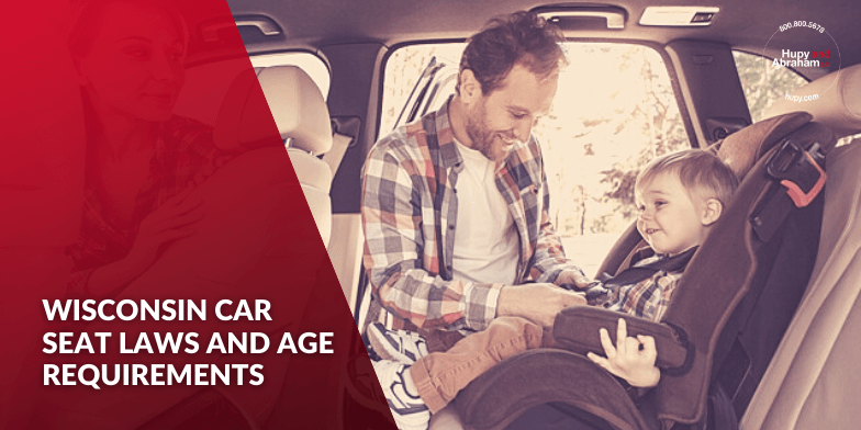 Wisconsin Car Seat Laws and age requirements