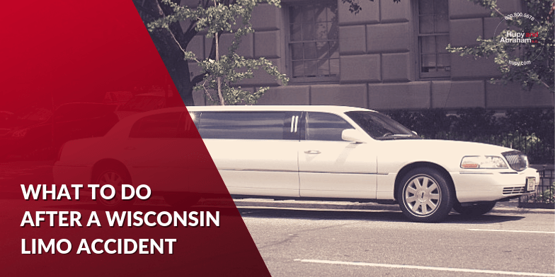 Limo on a Wisconsin Road Before a Wreck