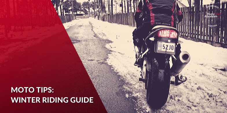 Your Guide to Safe Riding in the Winter
