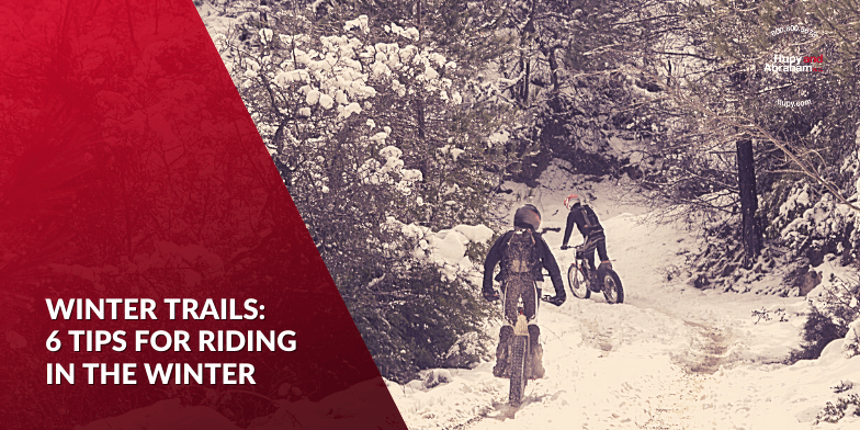 Winter Trails: 6 Tips For Winter Motorcycle Riding