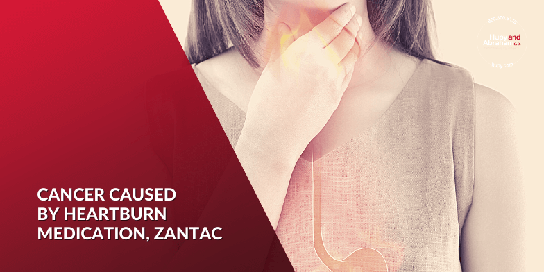 Diagnosed with Cancer After Taking Zantac?