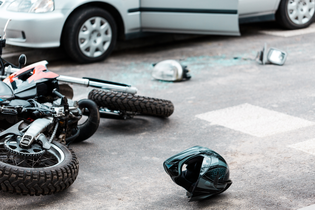 Motorcycle Accident in Los Angeles
