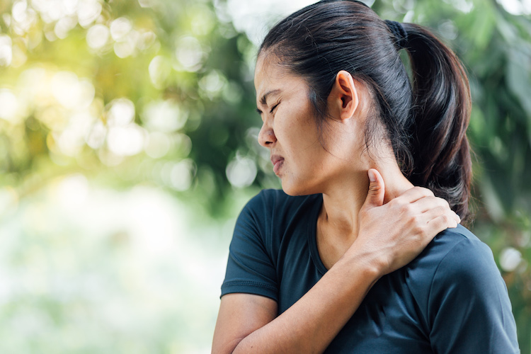 how long does soreness last after a car accident