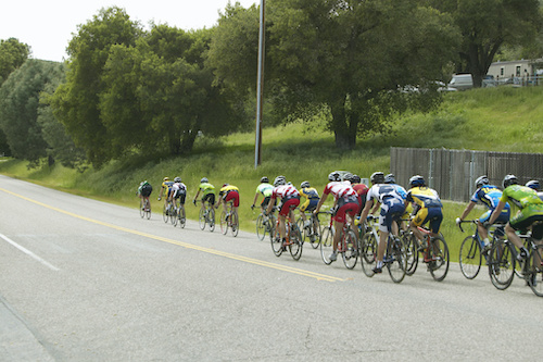 cyclists wearing the proper gear in CA to avoid a bicycle accident