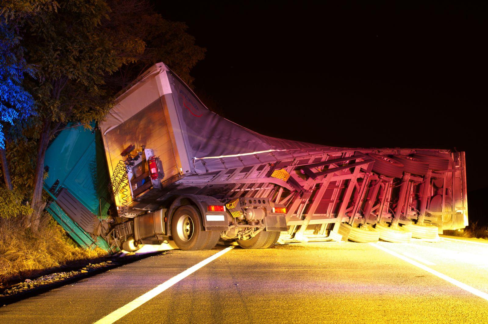 overturned-truck-wreck