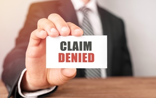 Denied motorcycle accident claim The Derrick Law Firm