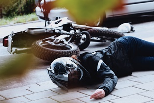 Fair Treatment Following A Motorcycle Accident The Derrick Law Firm