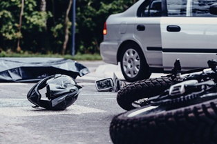 Open-door motorcycle accidents The Derrick Law Firm