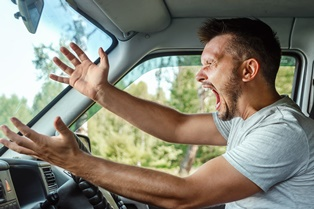 Road Rage The Derrick Law Firm