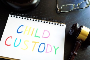 High-asset divorces and child custody