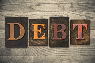Debt and divorce