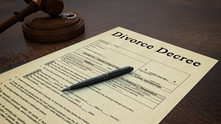 Changing your mind about divorce