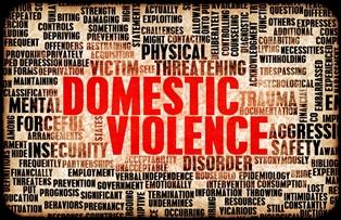 False domestic violence charges