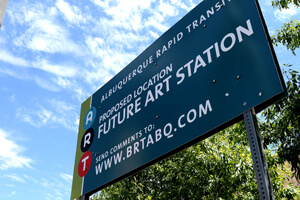 The proposed Albuquerque Rapid Transit (ART) project has sparked controversy among Albuquerque residents