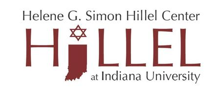 IU Hillel Logo