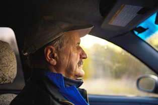Older Drivers and Driving Mistakes