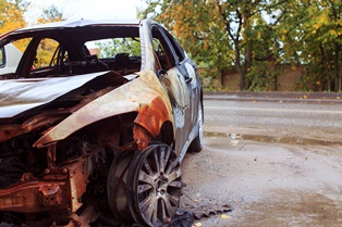 Car Fires Can Lead to Serious Burn Injuries