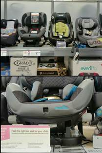 Damaged Car Seats