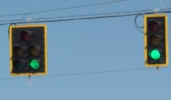 New high-visibility traffic lights will be coming to Indiana soon